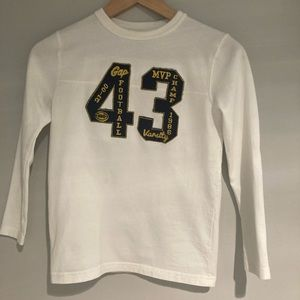 ⭐️Sale⭐️ 🚙3/$15 GAP Kids long sleeve t-shirt S/P